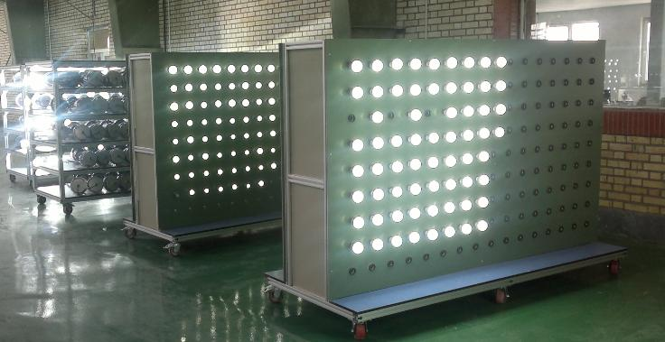 led light shayanbargh factory